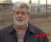 """乔治卢卡斯谈""""红色机尾""""的制作"""