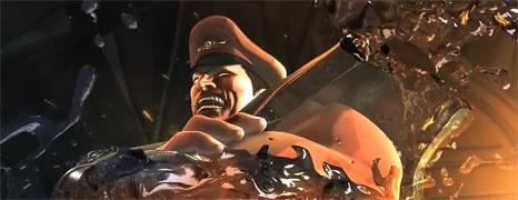 铁拳新面孔:警察—-街霸X铁拳最新宣传片