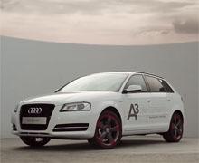 奥迪A3电动车Audi A3 e-tron设计源起