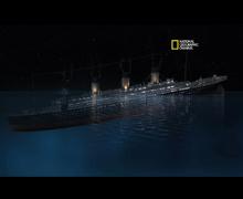 泰坦尼克下沉特效全程揭秘