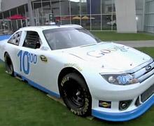谷歌自动驾驶汽车登陆Nascar专业跑道?