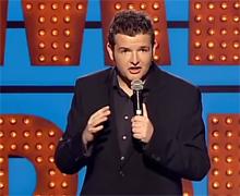 "Kevin Bridges Comedy RoadShow ""地铁惊魂"""