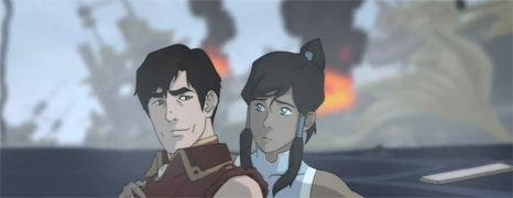 The Legend Of Korra 科拉传奇 第一季第11集:笼中的囚犯(Skeletons in the Closet)