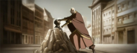 The Legend Of Korra 科拉传奇 第一季第09集:当年的秘密(Out of The Past)
