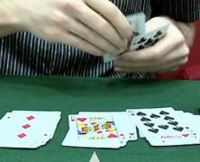 史上最经典数学纸牌魔术
