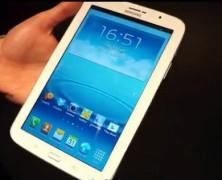 MWC2013三星Galaxy Note 8.0上手简评