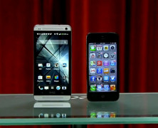 CNET:HTC One vs iPhone 5