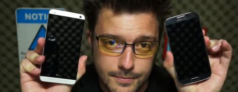 Pocketnow:Galaxy S4 vs HTC One